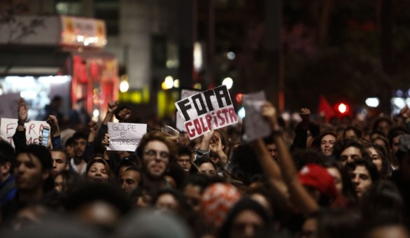 BRAZIL-CRISIS-ROUSSEFF-PROTEST